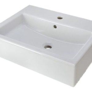 Koło twins reflex umywalka 60 prostokat