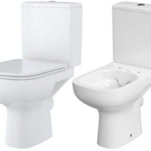 KOMPAKT WC CERSANIT COLOUR CLEAN ON DESKA W/O DURO