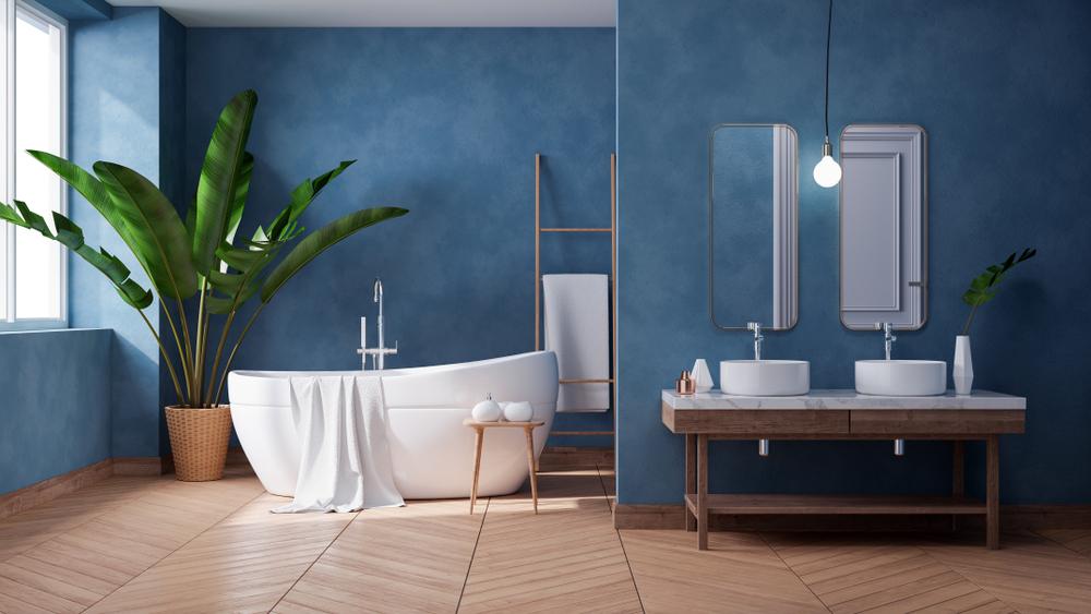Jaki wybrać kolor łazienki?
