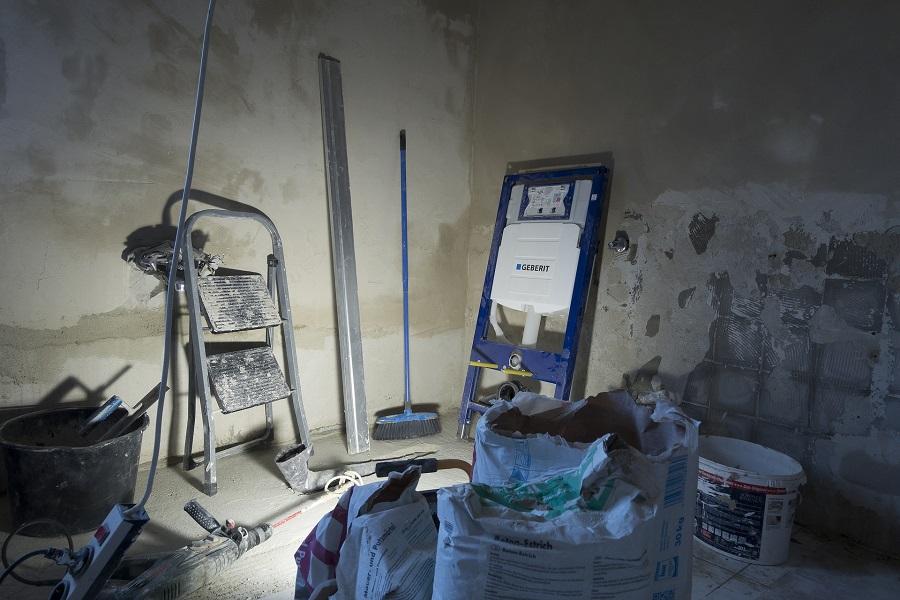 Remont łazienki zdjęcie podglądowe.
