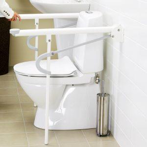 Etac OptimaL – poręcz ułatwiająca korzystanie z toalety (150 kg)